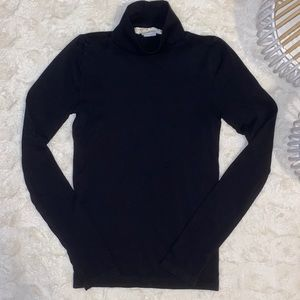 Black Turtleneck Too - One Size